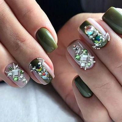 Курс по дизайну Cristal Nails