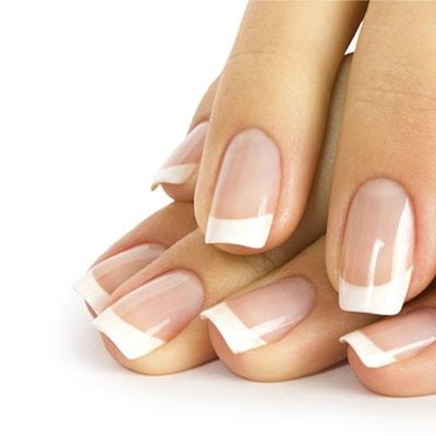 Укрепление ногтевой пластины Биогелем