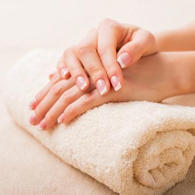 SPA-уход за кожей рук и ног: пилинг, обертывание, парафинотерапия