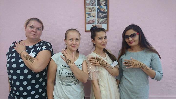 Обучение мехенди в Москве