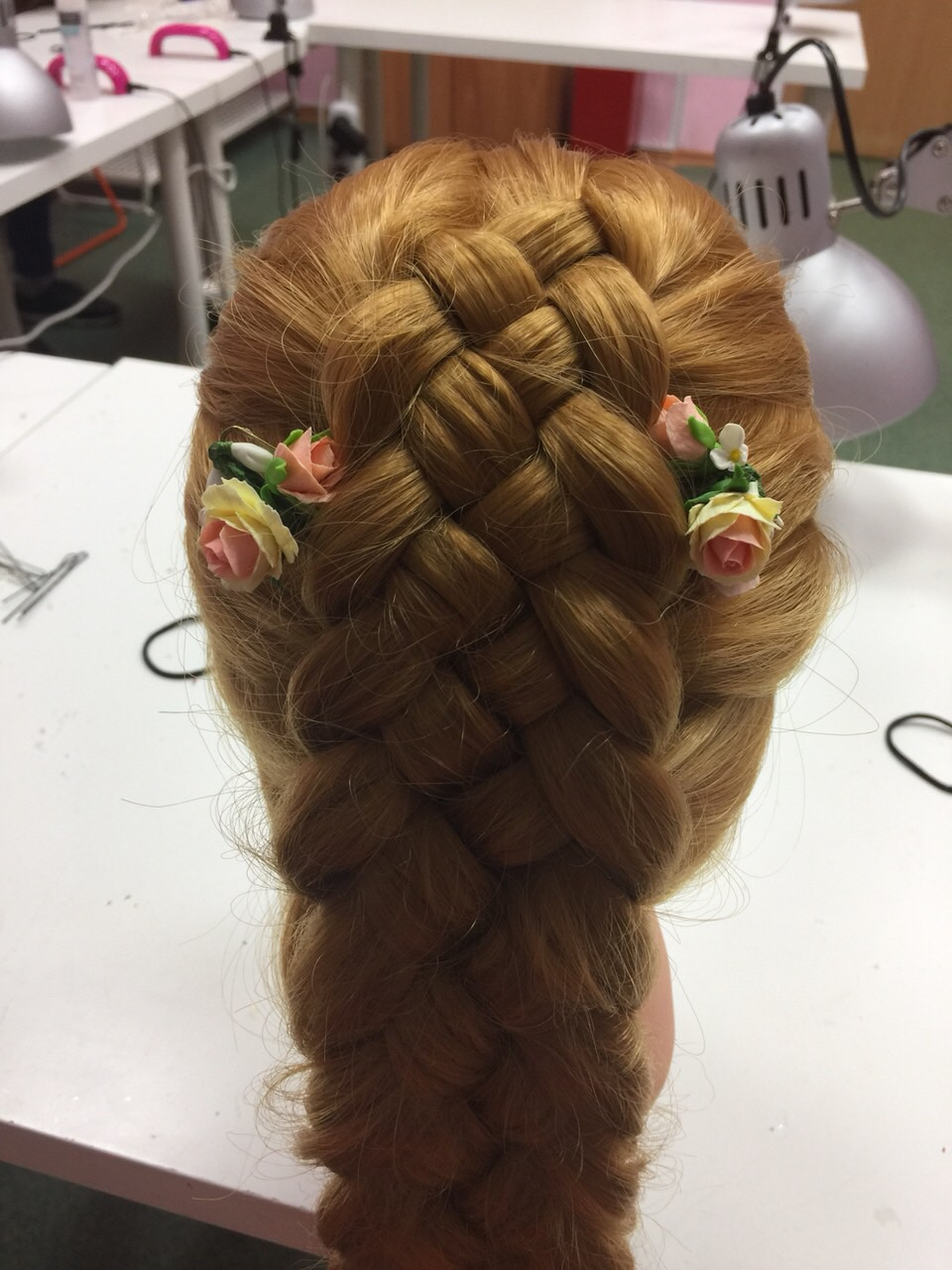 Обучение плетению кос