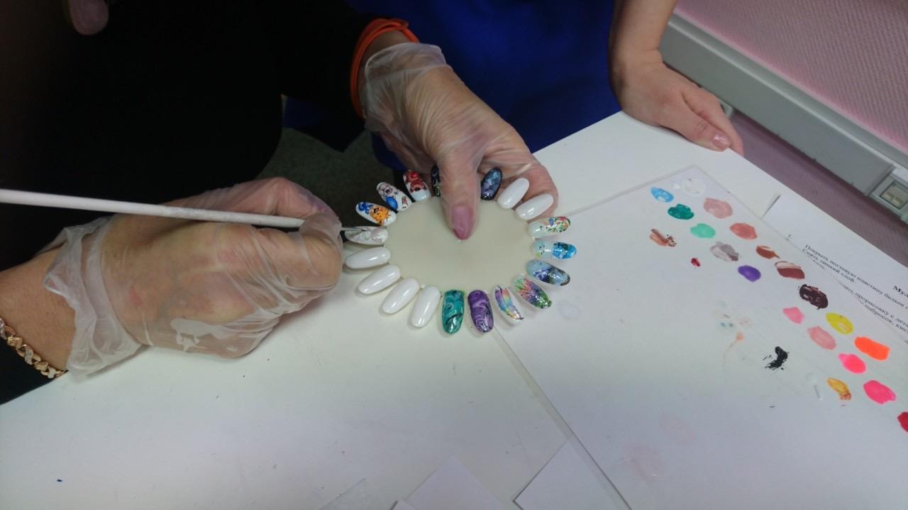 Мультидизайн ногтей